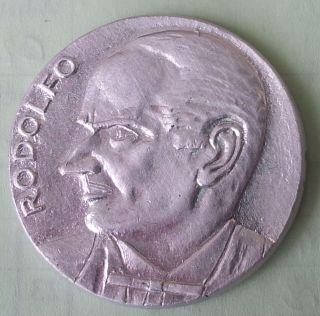 Rodolfo Professional Magician Coin,  Token Medal