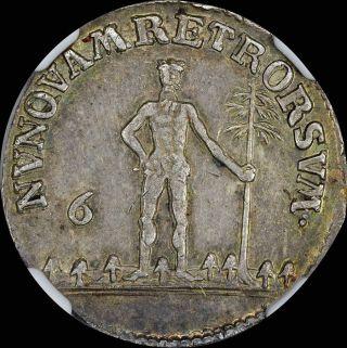 1776 Ngc Au58