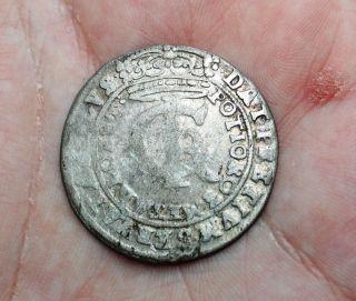 Poland - Silver - Tymf - Ioannes Casimir 1664 Ad photo