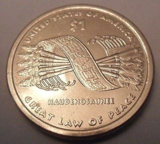 2010 P Sacagawea Dollar Coin photo