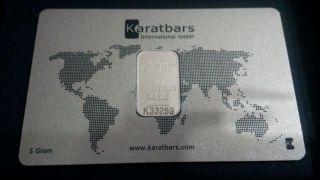 5 Gram Karatbars (1) Last One photo