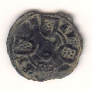 Cincin 19.  And Rare Coin Portugal Medieval,  To Identify photo