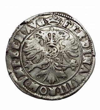 Ec Germany,  Emden,  Ferdinand Ii (1624 - 1637),  28 Stüber - Gulden photo