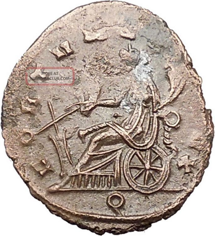 MAXIMIANUS 303AD Authentic Ancient Roman NGC Certified XF