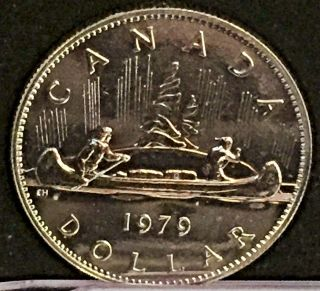 1979 Canada Voyager Dollar. photo