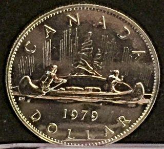 1979 Canada Voyager Dollar. photo