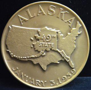 1959 alaska souvenir coin