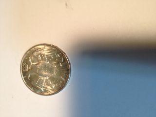 1963 Greece Silver 30 Drachmai Centennial - Five Greek Kings Coin photo