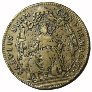 France Dated 1647 Corporations Gold Silver Silk Merchants Jeton Token F.  4852 photo