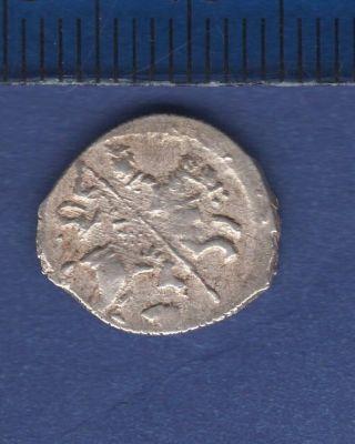 False Dmitry I.  Kopeck №245.  Pskov.  Wire Coin photo