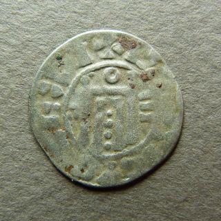 France Capetian King Louis Vi The Fat (1108 - 1137) Denier - Orleans photo