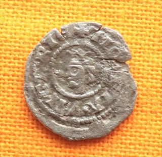 Medieval Hungarian Coin - V.  Stephanus Rex Silver Denar 1270 - 1272.  Unger: 268. photo