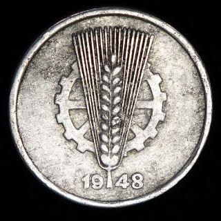 1948a Germany 5 Pfennig photo