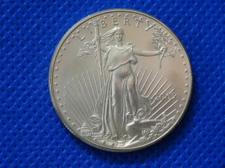 2005 1 Oz.  Gold Bullion One Troy Ounce American Gold Eagle From U.  S. photo