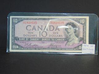 Banknote 1954 Devil Face.  Billet De Banque 1954 Devil Face photo