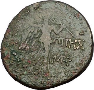 Sinope In Paphlagonia Time Of Mithradates Vi The Great Gorgon Greek Coin I51956 photo