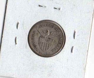 1940 20 Centavos From Philippines X Fine Silver Coin photo