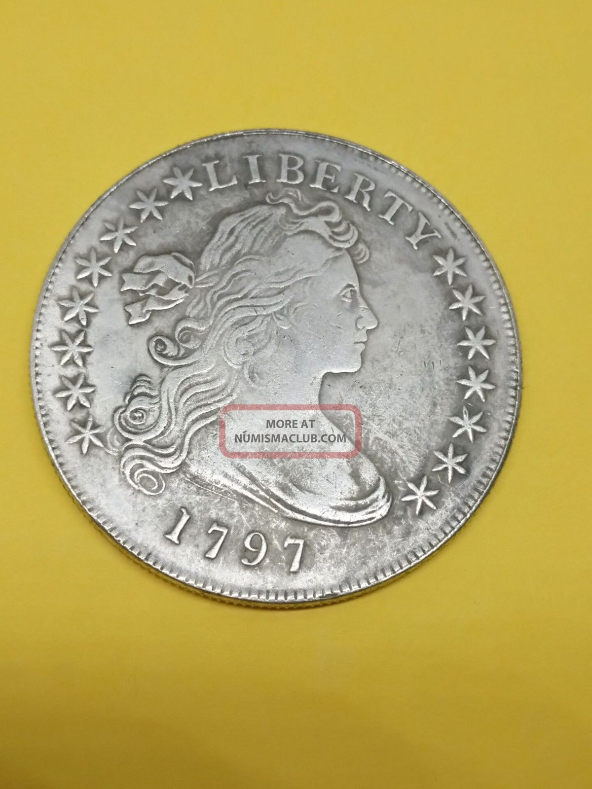 1797 Liberty United States Of America Coins: World photo