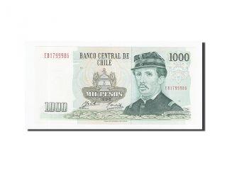 [ 163922] Chile,  1000 Pesos,  1996,  Km:154f photo