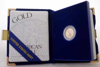 1995 American Eagle 1/10 Ounce Proof