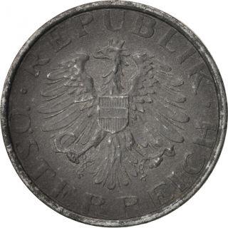 [ 416611] Austria,  10 Groschen,  1948,  Vienne,  Zinc,  Km:2874 photo