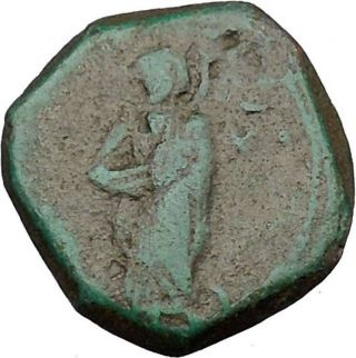 John Ii,  Comnenus W Labarum Ancient Medieval Byzantine Coin Jesus Christ I38038 photo