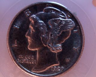 1929 S Mercury Head Dime Very Unrated Inv 139 photo