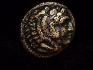 Greece Macedon Macedonia Alexander Iii The Great Apollo Horse Galloping Coin photo