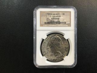 1783 Mexico