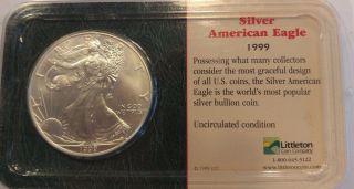 1999 Silver American Eagle photo