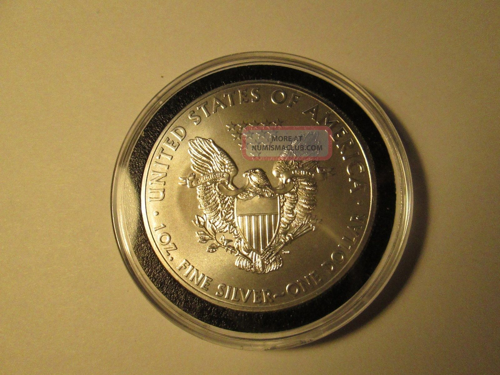 2014 Silver American Eagle Uncirculated 1 Oz 999 Fine