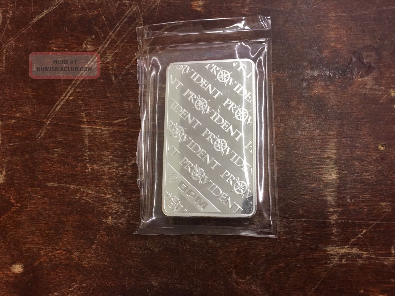 10 Oz Provident Metals 0 999 Fine Silver Bullion Bar