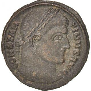 [ 402007] Constantine Ist (306 - 337),  Follis,  Siscia,  Ric 159g photo