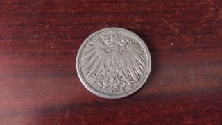 Germany 1900,  10 Pfennig photo