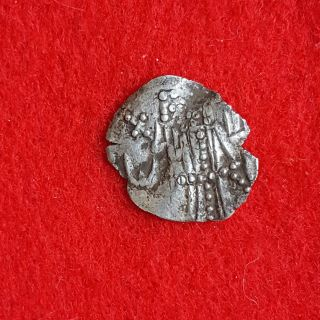 H75: Medieval Europe: Bulgaria Second Empire.  Ivan Šišman.  1371–1395.  Silver Coin photo