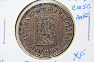 Cwsc 675 - Pa - 197 - A - 1a - R2 - S.  Hart & Co.  -