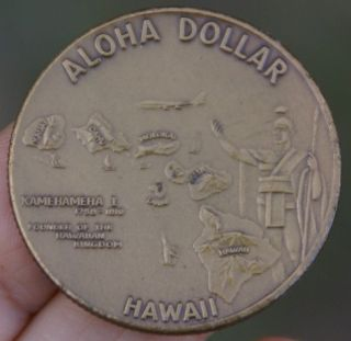 Aloha Dollar Hawaii The Spirit Of ' 76 Bicentennial Celebration photo
