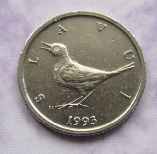 Croatia Kuna 1993 photo