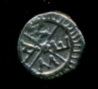 415 - Indalo - Messembria,  Thrace.  Ae10.  Circa 400 - 350 Bc.  Corinthian Helmet photo