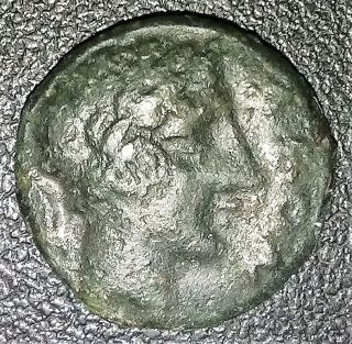 Ic Sicily,  Leontinoi Ae Tetras 405 - 402 Bc photo
