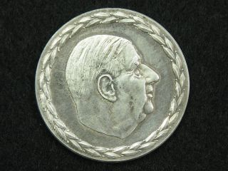 France,  French Silver Medal 999,  9