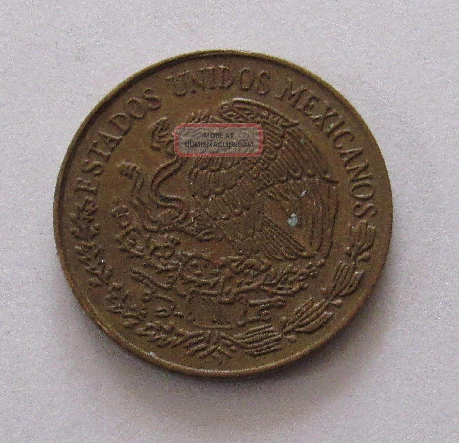 Mexico 5 Centavos 1974