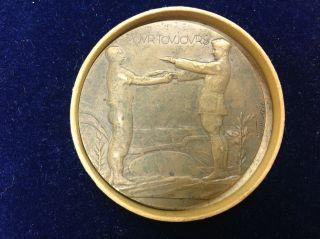 1927 American Legion Bronze Medal