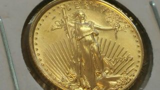 1999 1/10 Oz Gold American Eagle Looks Great photo