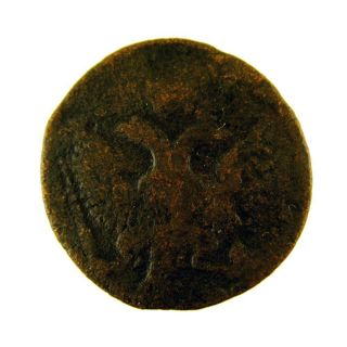 Denga 1/2 Kopek 1744 Russia - Elizabeth I Coin $0.  01 photo