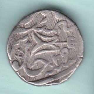 Bhopal State - Jahangir Muhammed Khan - One Rupee - (kmc 12) - Rarest Coin photo
