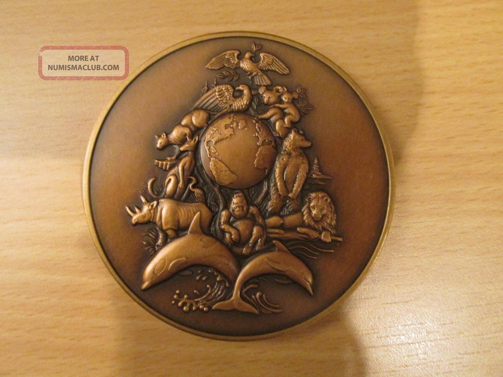 2001 Franklin Calendar Medal 3