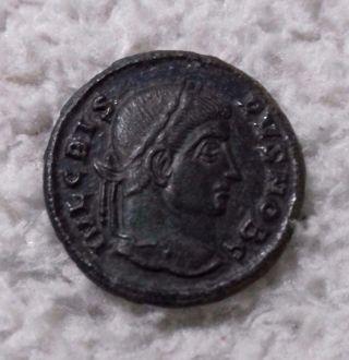 Crispus,  Caesar 321 - 324 Ad Siscia photo