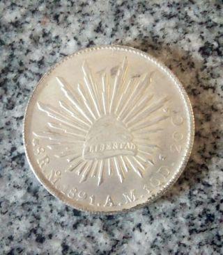 8 Reales Mexico photo
