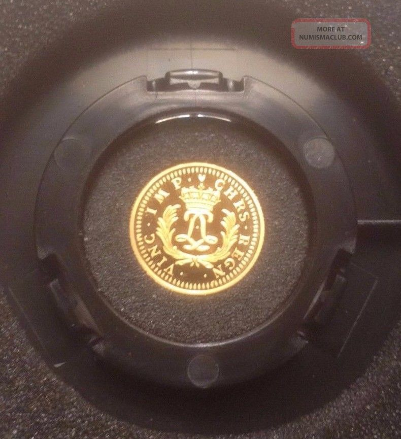 2006 Canadian 1 Gold Louis D Or 1 20 Oz Gold Coin